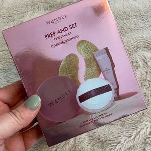 Wander Beauty Prep & Set Essentials Kit